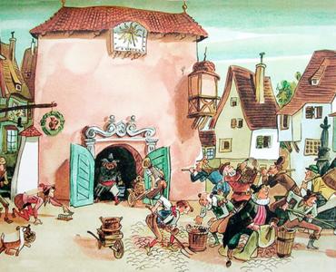 Schildbürger Rathaus